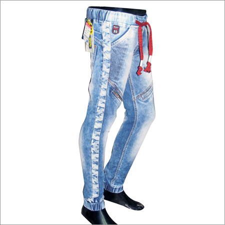 Kids Sky Blue Jeans