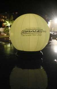Inflatable Event Light