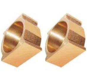 Hydraulic Lift Cam Block Bush Set Brass