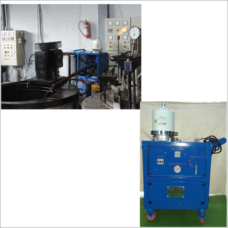 Quenching Oil filtration System
