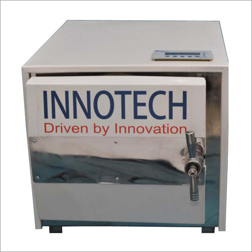 Micro Processor Based B Class Flash Autoclave
