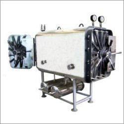 Horizontal ETO Steam Sterilizer