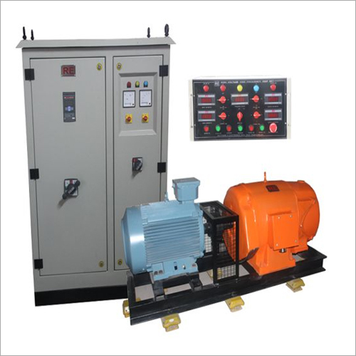 High Voltage High Frequency Test Set or Motor Generator Test Set or Induced Over Voltage Test Set