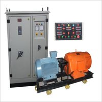 High Voltage High Frequency Test Set or Motor Generator Test Set