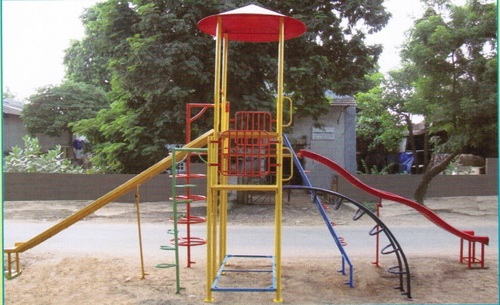 Multi Play System with Wave & Straight Slide