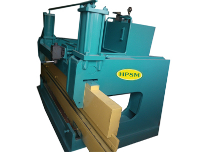 Almirah Sheet Bending Machine