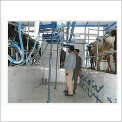 Swing Over Milking Parlour