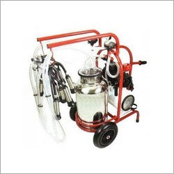 Single Bucket Portable Milking Machines (Rs.26999)