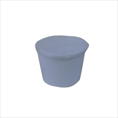 Disposable plastic container 2000ml
