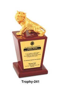 Lion Topped Award