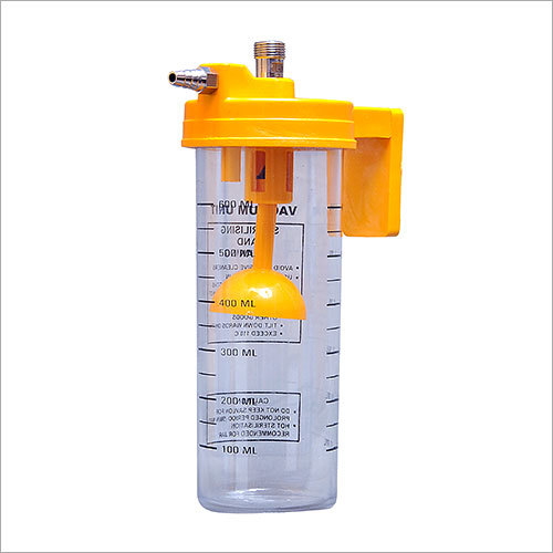 Ward Vacuum Unit 600ml Jar
