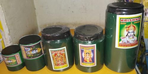 Camphor Jar