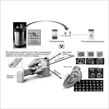 Technetium 99 Tungsten Radiation Shielding