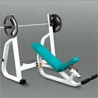 Barbell Incline Bench