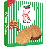 Pani Puri Khakhra