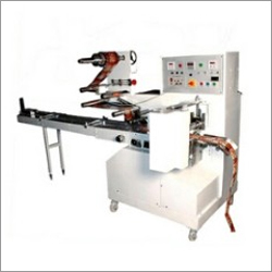 Horizontal Flow Wrapper Packaging  Machine