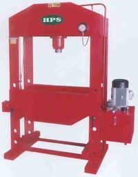 Motorized Hydraulic Press