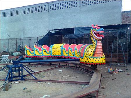 Amusement Dragon Ride