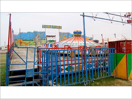 Amusement Tora Tora Ride