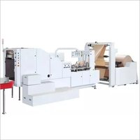 Disposable Paper Bag Making Machine
