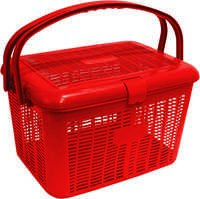 Shopping Basket 23 ltrs with Lid