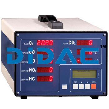 Exhaust Gas Analyser