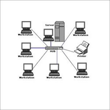 Computer LAN Networking Service