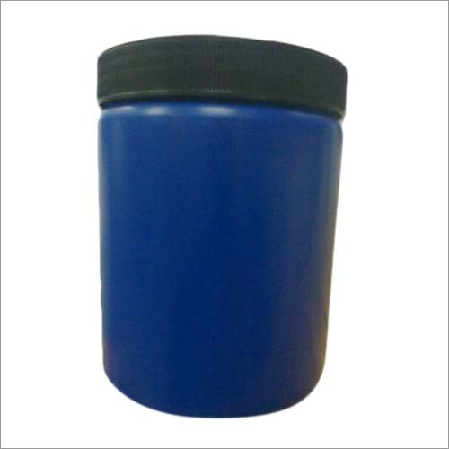900ML HDPE Blue Container