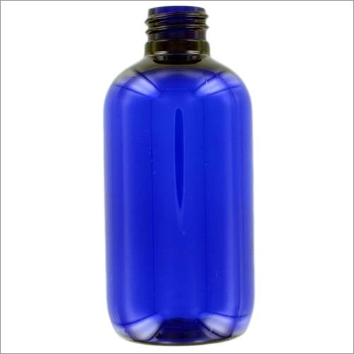 550ML HDPE Blue Container