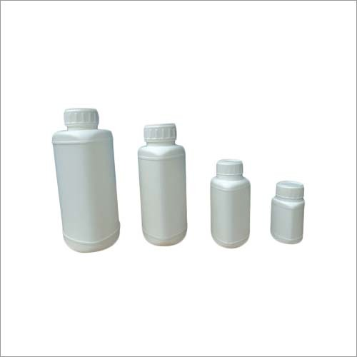 HDPE Triangular Bottle