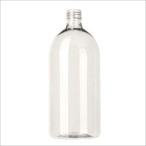 Transparent Plastic Bottles