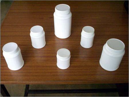 HDPE Jars