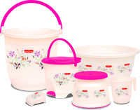 Charming Delux 6 Pcs Bucket Set