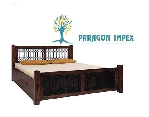 Modern Wooden Bed