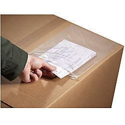 Invoice Pouch