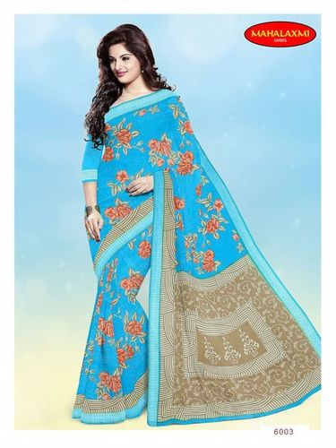 Resham Border Cotton Sarees Wholesale