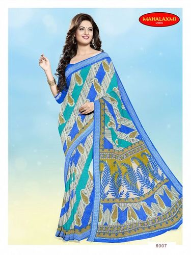Special Cotton Printed Wholesale Sarees