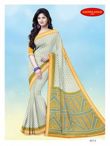 Cotton Sarees Wholesaler Jetpur