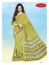 Pure Cotton Sarees Manufacturer Jetpur