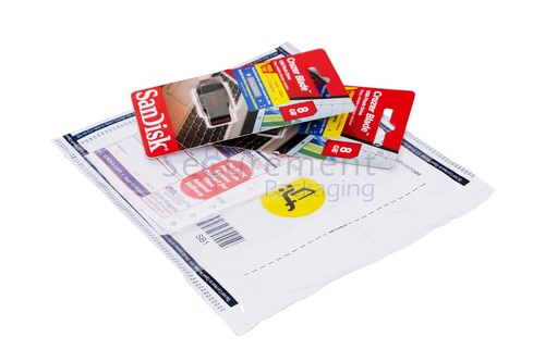 Security & Tamper Evident Bags