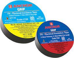 Anchorgrip Electric PVC Tape Roll