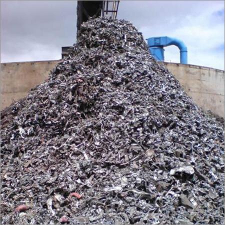 Steel Shredded Scrap