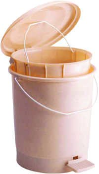 Garbage Bucket Round Small With Inner