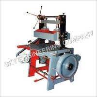 Paper Plates Cutting Machine