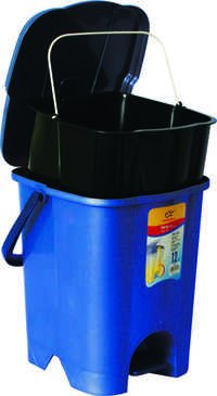 Garbage Bucket Square Small With Inner