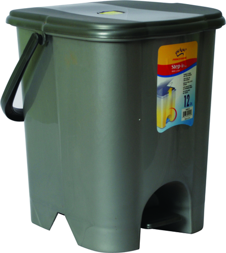 Garbage Bucket Square Big With Inner