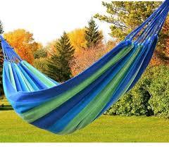 Single Fabric Hammocks