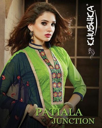 Patiala Junction Wholesale Salwar Kameez