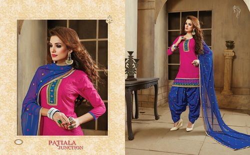 Wholesale Embroidery Work Salwar Suits
