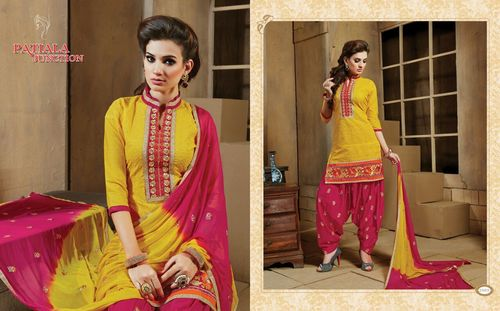 Patiala Wholesale Salwar Suits